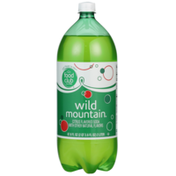 Food Club Wild Mountain, Citrus Flavored Soda