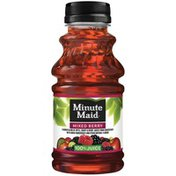 Minute Maid Mixed Berry Juice Bottle