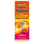 Children's Motrin Oral Suspension, Berry