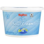 Hy-Vee Light Sour Cream