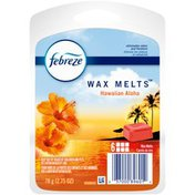 Febreze Wax Melts Hawaiian Aloha Air Freshener
