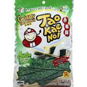 Tao Kae Noi Seaweed Snack, Crispy, Original Flavour