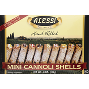 Alessi Cannoli Shells, Mini