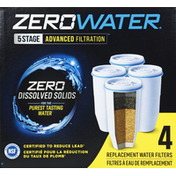 ZeroWater Water Filter, Replacement