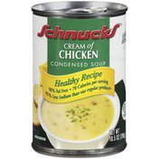 Schnucks Healthy Recipe Cream of Chicken Soup