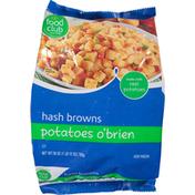 Food Club Hash Browns, Potatoes O'Brien