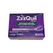 Vicks ZzzQuil Nighttime Sleep-Aid