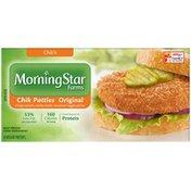 Morning Star Farms Chik Patties Original Veggie Patties