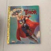 Little Golden Books The Mighty Thor