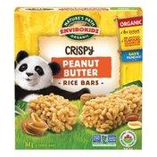 Nature's Path Crispy Peanut Butter Rice Bars