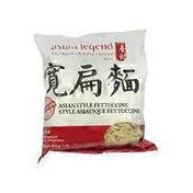 Asian Legend Asian Style Fettuccine