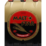 Malt Star Malt Beverage, Non-Alcoholic