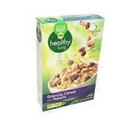 Eating Right Granola Cereal With Raisins