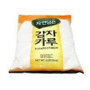 Nature's Sweet Potato Starch Powder