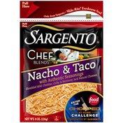 Sargento® Chef Blends Nacho & Taco Shredded Cheese