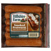 Hillshire Farm Bratwurst, Smoked