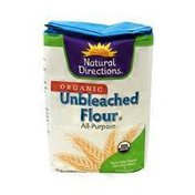 Natural Directions Organic Unbleached Flour All-Purpose