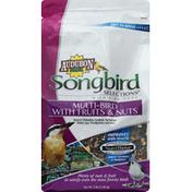 Audubon Park Wild Bird Food, Multi-Bird with Fruits & Nuts