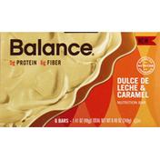 Balance Bar Nutrition Bar, Dulce de Leche & Caramel