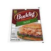 Buddig Thin Sliced Lean Turkey Deli Meat