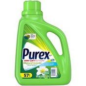 Purex Liquid Laundry Detergent, Linen & Lilies, 57 Loads