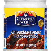 Clemente Jacques Chipotle Peppers, in Adobo Sauce