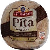 Toufayan Pita, Whole Wheat
