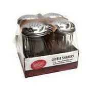Table Craft 12 Oz Fluted Cheese Shaker