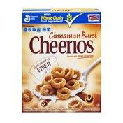 Cheerios General Mills Cherrios Cinnamon Burst Cereal