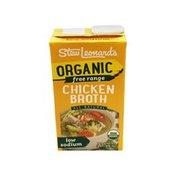 Low Sodium Chicken Broth