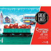 Great Lakes Brewing Co Beer, Christmas Ale