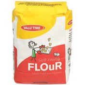 Valu Time Self Rising Bleached & Enriched Flour