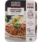Bourbon Brothers Smoked Pork, Chile Verde