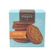 Klippy's Gluten Free Chewy Ginger Spice Cookie Dough
