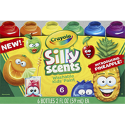 Crayola Kids' Paint, Washable, Silly Scents