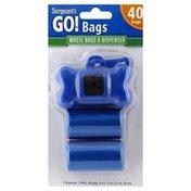 Sergeant's Waste Bags & Dispenser
