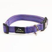 5280DOG SPI Medium Blue Braided Nylon Dog Collar