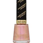 Revlon Nail Enamel Top Coat, Pink Glaze 745