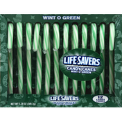 Life Savers Candy Canes, Wint O Green