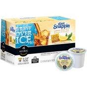 Snapple Diet Lemon Iced K-Cup Packs Tea
