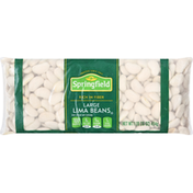 Springfield Lima Beans, Large