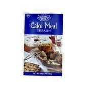 National Brand Jerusalem Cake Meal