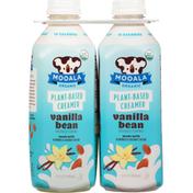 Mooala Creamer, Plant-Based, Vanilla Bean