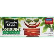 Minute Maid 100% Juice, Apple