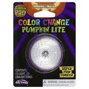 Fun World Pumpkin Lite, Color Change
