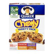 Quaker Granola Bars, Variety Pack
