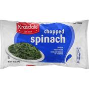 Krasdale Spinach, Chopped