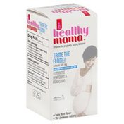 Healthy Mama Antacid, 500 mg, Chewable Tablets, Baby Mint Flavor