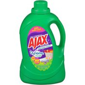 Ajax Extreme Clean with Dynamo Put a Hurt on Dirt Mountain Air Ajax Extreme Clean with Dynamo Put a Hurt on Dirt Mountain Air Laundry