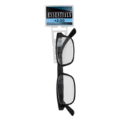 Essentials Glasses Carter +2.00